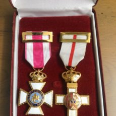 Medallas condecorativas: MEDALLAS MILITARES. Lote 248509335