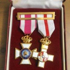 Medallas condecorativas: MEDALLAS MILITARES. Lote 248509620