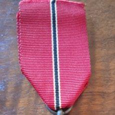 Medaglie condecorativas: CONDECORACIÓN MEDALLA INSIGNIA NAZI ORIGINAL ALEMANIA II GUERRA MUNDIAL ALEMANIA NAZISMO RUSIA. Lote 253308285