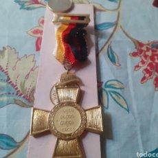 Medallas condecorativas: PRECIOSA Y ANTIGUA CONDECORACIÓN MILITAR. Lote 253597285