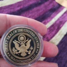 Medallas condecorativas: MEDALLA CONMEMORATIVA USA. Lote 253981660