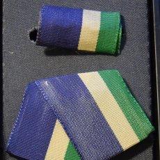"""Medallas condecorativas: CUBA MEDALLA """"OLO PANTOJA"""" DE 1 GRADO. Lote 255583405"""