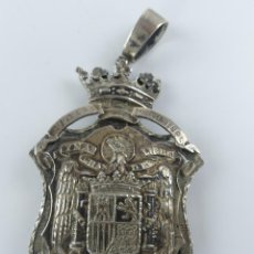 Medaglie condecorativas: ANTIGUA MEDALLA JUSTICIA FISCAL MUNICIPAL OBJETO DE COLECCIÓN. Lote 264560284