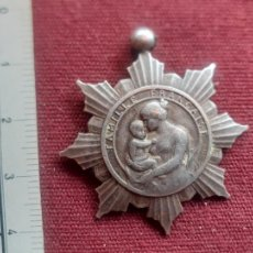 Medallas condecorativas: FRANCIA. MINISTERIO DE HIGIENE. MEDALLA. FAMILLE FRANCAISE. FIRMADA LEON DESCHAMPS. Lote 269145518