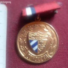 Medallas condecorativas: CUBA. MEDALLA COLEGIAL. Lote 269289693