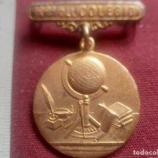 Medallas condecorativas: MEDALLA COLEGIAL. Lote 269290173
