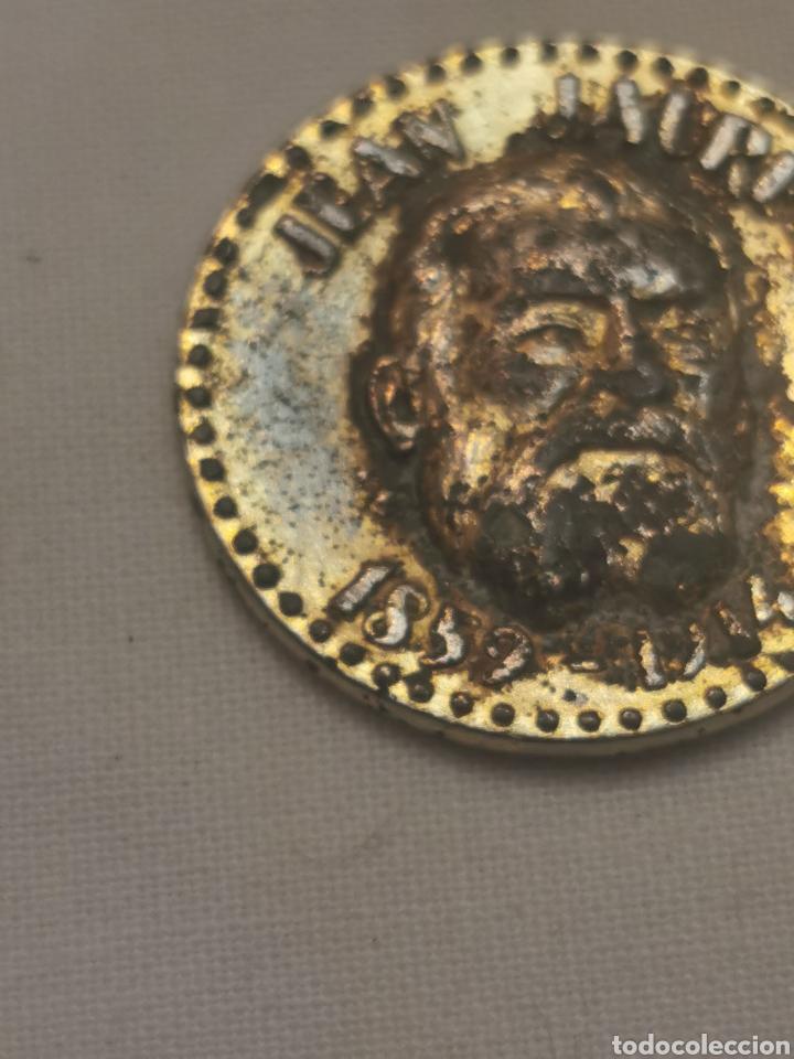 Medallas condecorativas: MONEDA O MEDALLA PONE JEAN JAURES 1859 1914 - Foto 3 - 269757478