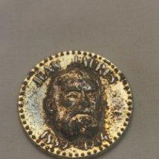 Medallas condecorativas: MONEDA O MEDALLA PONE JEAN JAURES 1859 1914. Lote 269757478