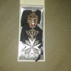 Médailles décorations: MEDALLA CRUZ ORDEN DE MALTA.. Lote 270146503