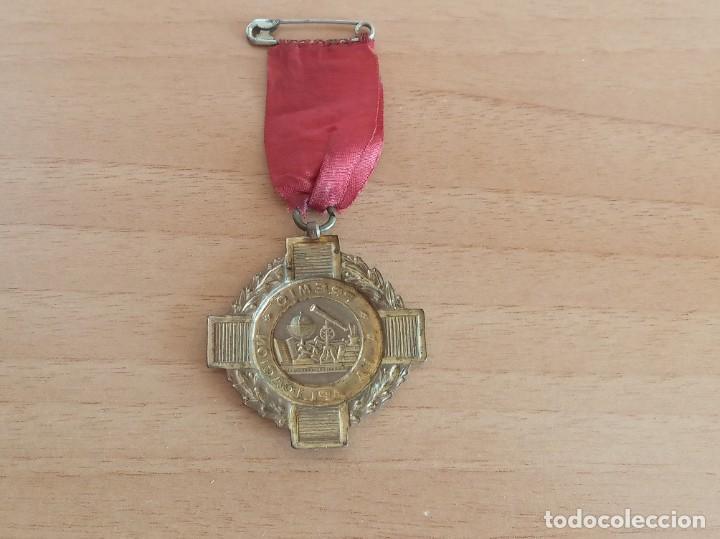 Medallas condecorativas: MEDALLA ESCOLAR DE PREMIO A LA APLICACIÓN - Foto 2 - 273209443