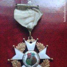 Medallas condecorativas: MEDALLA: COLEGIO DE SAN FRANCISCO JAVIER - TUDELA / NAVARRA. Lote 276119193