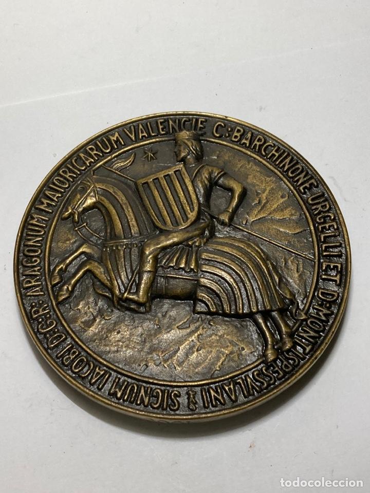 Medallas condecorativas: Medallón Aniversario Valencia 1988 - Foto 2 - 278358583