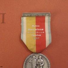 Medallas condecorativas: MEDALLA CONMEMORATIVA DISTINCTION 1957. Lote 278839163