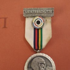 Medallas condecorativas: MEDALLA CONMEMORATIVA MEISTERSCHUTZE 1966. Lote 278839258