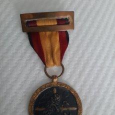 Medaglie condecorativas: MEDALLA DE LA CAMPAÑA (1936-1939). VANGUARDIA. MÉRITO EN COMBATE (BANDERA CON CINTA NEGRA). Lote 284148128