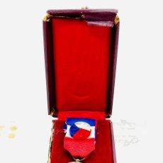 Medaglie condecorativas: MEDALLA FRANCESA EN CAJA. Lote 284773643