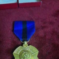 Medallas condecorativas: MEDALLLA CONDECORACION REINO BELGICA. Lote 288160373