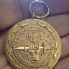 Medallas condecorativas: CONDECORACIÓN MEDALLA PORTUGAL. Lote 288560198