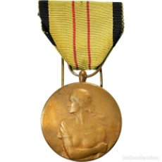 Medallas condecorativas: [#180865] BÉLGICA, RESISTERE, OCCUPATION,, WAR, MEDALLA, 1940-1945, EXCELLENT QUALITY. Lote 289271428