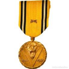 Medallas condecorativas: [#180846] BÉLGICA, MÉDAILLE COMMÉMORATIVE DE LA GRANDE GUERRE, MEDALLA, 1940-1945. Lote 289271498