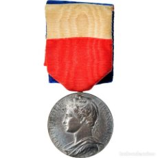 Medallas condecorativas: [#180816] FRANCIA, MÉDAILLE D'HONNEUR DU TRAVAIL, MEDALLA, 1932, MUY BUEN ESTADO, BORREL. Lote 289271753