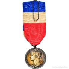Medallas condecorativas: [#180779] FRANCIA, MINISTÈRE DU TRAVAIL ET DE LA SÉCURITÉ SOCIALE, MEDALLA, 1966, MUY. Lote 289272123