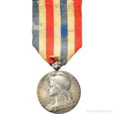 Medallas condecorativas: [#180916] FRANCIA, HONNEUR DES CHEMINS DE FER, MEDALLA, 1921, MUY BUEN ESTADO, ROTY. Lote 289273083