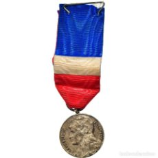 Medallas condecorativas: [#180771] FRANCIA, INDUSTRIE-TRAVAIL-COMMERCE, MEDALLA, 1961, GOOD QUALITY, BRONCE. Lote 289286043