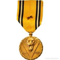 Medallas condecorativas: [#180847] BÉLGICA, MÉDAILLE COMMÉMORATIVE DE LA GRANDE GUERRE, MEDALLA, 1940-1945, SIN. Lote 289293808