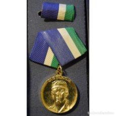 """Medallas condecorativas: CUBA MEDALLA """"OLO PANTOJA"""" DE 1 GRADO. Lote 289936783"""