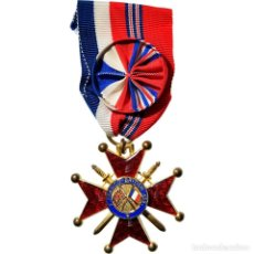 Medallas condecorativas: [#182052] FRANCIA, AMITIÉ FRANCO-BRITANNIQUE, CROIX D'OFFICIER, MEDALLA, SIN. Lote 297160208