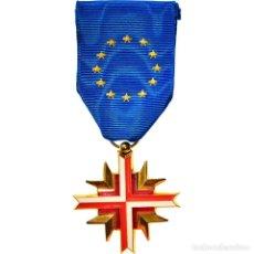 Medallas condecorativas: [#182050] FRANCIA, CONFÉDÉRATION EUROPÉENNE DES ANCIENS COMBATTANTS, WAR, MEDALLA, SIN. Lote 297160923