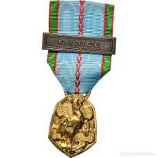 Medallas condecorativas: [#182047] FRANCIA, LIBÉRATION DE LA FRANCE, MEDALLA, 1939-1945, SIN CIRCULACIÓN, SIMON. Lote 297161463