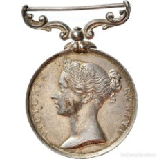 Medallas condecorativas: [#182057] REINO UNIDO, LA BALTIQUE, VICTORIA RÉGINA, MEDALLA, 1856, EXCELLENT QUALITY. Lote 297163838