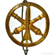 Medallas condecorativas: [#182280] FRANCIA, INSIGNE DE BÉRET ARTILLERIE, MILITARY, MEDALLA, MUY BUEN ESTADO. Lote 297164043