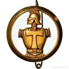 Medallas condecorativas: [#182277] FRANCIA, INSIGNE DE BÉRET TRANSMISSIONS, MILITARY, MEDALLA, EXCELLENT QUALITY. Lote 297164138