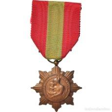 Medallas condecorativas: [#182063] FRANCIA, MÉDAILLE DE LA FAMILLE FRANÇAISE, MEDALLA, SIN CIRCULACIÓN, BRONCE. Lote 297166378