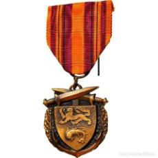 Medallas condecorativas: [#182056] FRANCIA, MÉDAILLE DE DUNKERQUE, WAR, MEDALLA, 1940, SIN CIRCULACIÓN, BRONCE. Lote 297166473