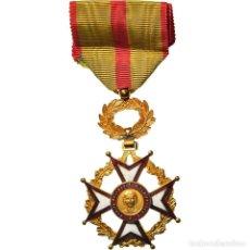 Medallas condecorativas: [#182066] FRANCIA, MÉRITE PHILANTHROPIQUE FRANÇAIS, MEDALLA, EXCELLENT QUALITY, BRONCE. Lote 297168093