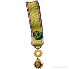 Medallas condecorativas: [#182070] FRANCIA, OEUVRE HUMANITAIRE, RÉDUCTION, MEDALLA, EXCELLENT QUALITY, BRONCE. Lote 297175178