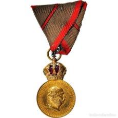 Medallas condecorativas: [#182068] AUSTRIA, FRANÇOIS-JOSEPH, BRAVOURE ET MÉRITE MILITAIRE, SIGNUM LAUDIS. Lote 297175228
