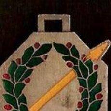 Coleccionismo deportivo: FRENTE DE JUVENTUDES JUEGOS NACIONALES DEL FRENTE DE JUVENTUDES,AÑO 1953,MEDALLA ORIGINAL -. Lote 26408968