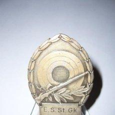 Sports collectibles - Medalla antigua de tiro Suiza - 26810837