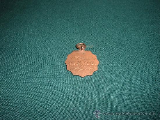 Coleccionismo deportivo: medalla moto club cataluña 1951 - Foto 2 - 26174519