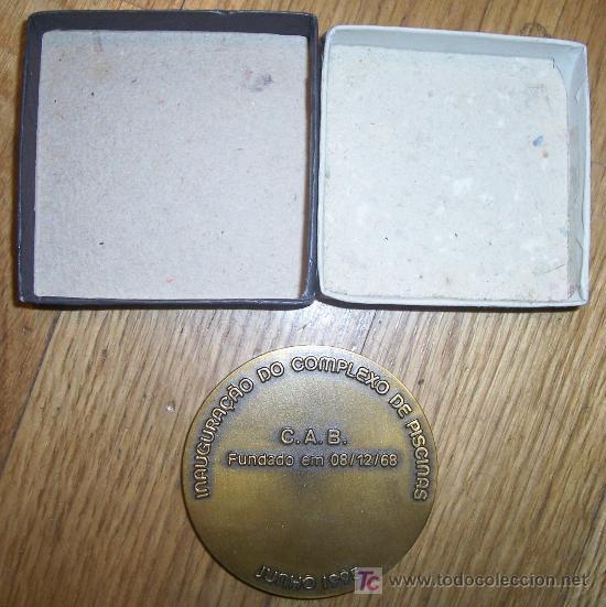 Coleccionismo deportivo: Club Academico de Braganca Junho 1995, 6 cms - Foto 2 - 23274325