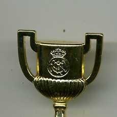 Coleccionismo deportivo: BONITA COPA CONMEMORATIVA DEL REAL MADRID__MAS COPAS EN MI TIENDA ENTRA. Lote 19367536