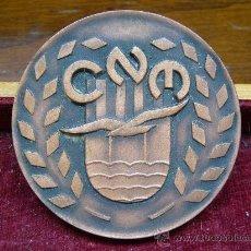 Coleccionismo deportivo: MEDALLA DEPORTIVA DEL CLUB NAUTICO DE MASNOU. Lote 19037839