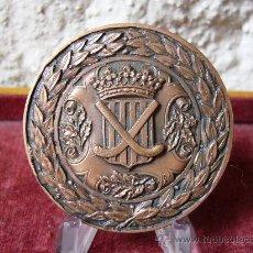 Coleccionismo deportivo: MEDALLA DE LA INAUGURACIÓ OFICIAL ESTADI DE HOCKEY TERRASSA 1984. Lote 26523471