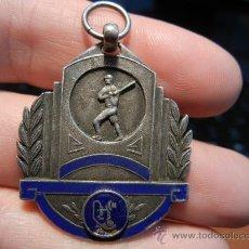 Coleccionismo deportivo: MEDALLA BEISBOL. CUBA. 1944. . Lote 30936916