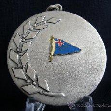 Coleccionismo deportivo: MEDALLA CAMPEONATO NACIONAL FLIYING. ARENYS DE MAR. AÑO 1968.. Lote 31593767